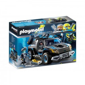 PLAYMOBIL Pick-up Dr. Drone'a 9254