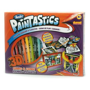 BLENDY PENS Zestaw Paintastics Big Box 3D Feniks