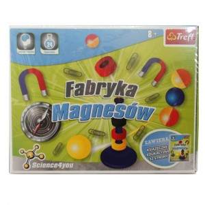 TREFL Science4you Fabryka Magnesów