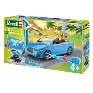 REVELL JUNIOR KIT 1/20 /00881/ Convertible