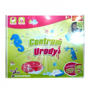 TREFL Science4you Centrum urody zestaw XL