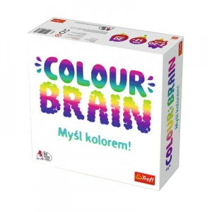 Gra Colour Brain - Myśl kolorem!