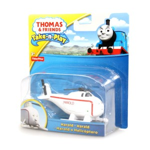 Lokomotywa Thomas Take-n-Play Harold