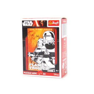 "Puzzle 54 mini ""Szturmowcy Star Wars"" Flame Trooper"