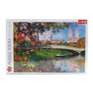 "Puzzle 1000 ""Central Park, New York"" 10467 TREFL"
