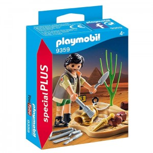 PLAYMOBIL Archeolog 9359