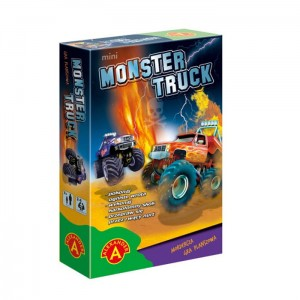 Gra Monster Truck Fight Mini Alexander