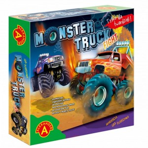 Gra Monster Truck Fight Alexander