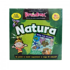 Gra BrainBox Natura
