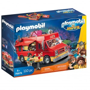 PLAYMOBIL 70075 The Movie Food Truck Del'a