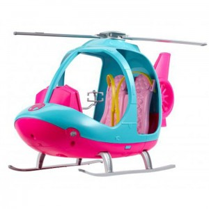 Barbie Helikopter FWY29