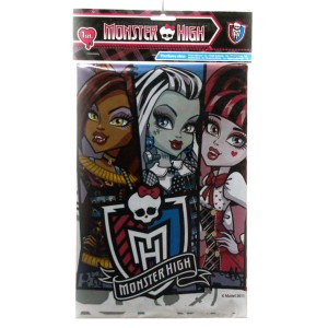 "Obrus plastikowy ""Monster High"" 120 cm x 180 cm"