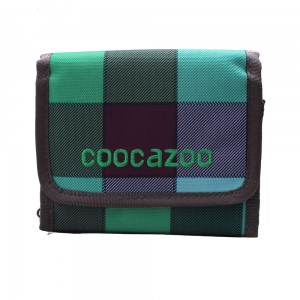 Porftel Coocazoo CashDash II Green Purple District