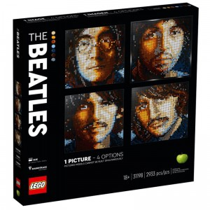 LEGO The Beatles 31198 ART