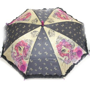 "Parasol dziecięcy 45 cm ""Ever After High"""