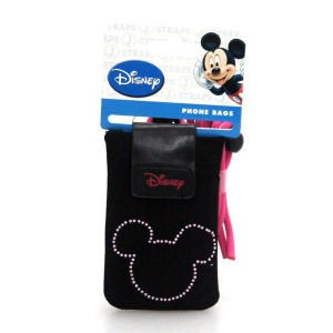 "Etui do telefonu ""Mickey Crystal"""