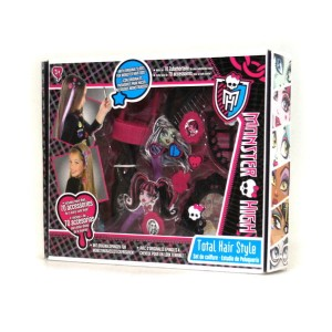 Monster High - Salon Fryzjerski